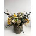 Centro flor seca Susi