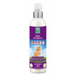 Spray Natural Anti insectos para gatos 250 ml
