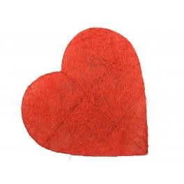 Corazón Sisal 40cm