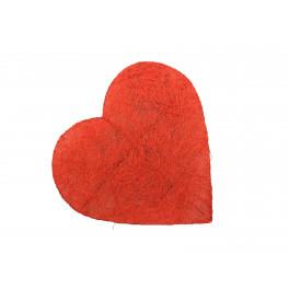 Corazón Sisal 30cm