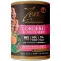 Zen Dog Cordero y Vegetales 400 gr
