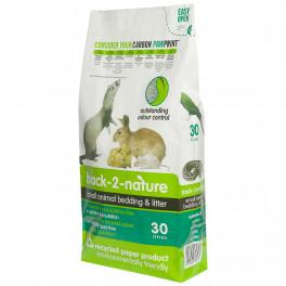 Lecho papel reciclado Back to Nature