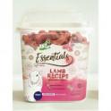 Cubeta Essentials Cordero 200 gr
